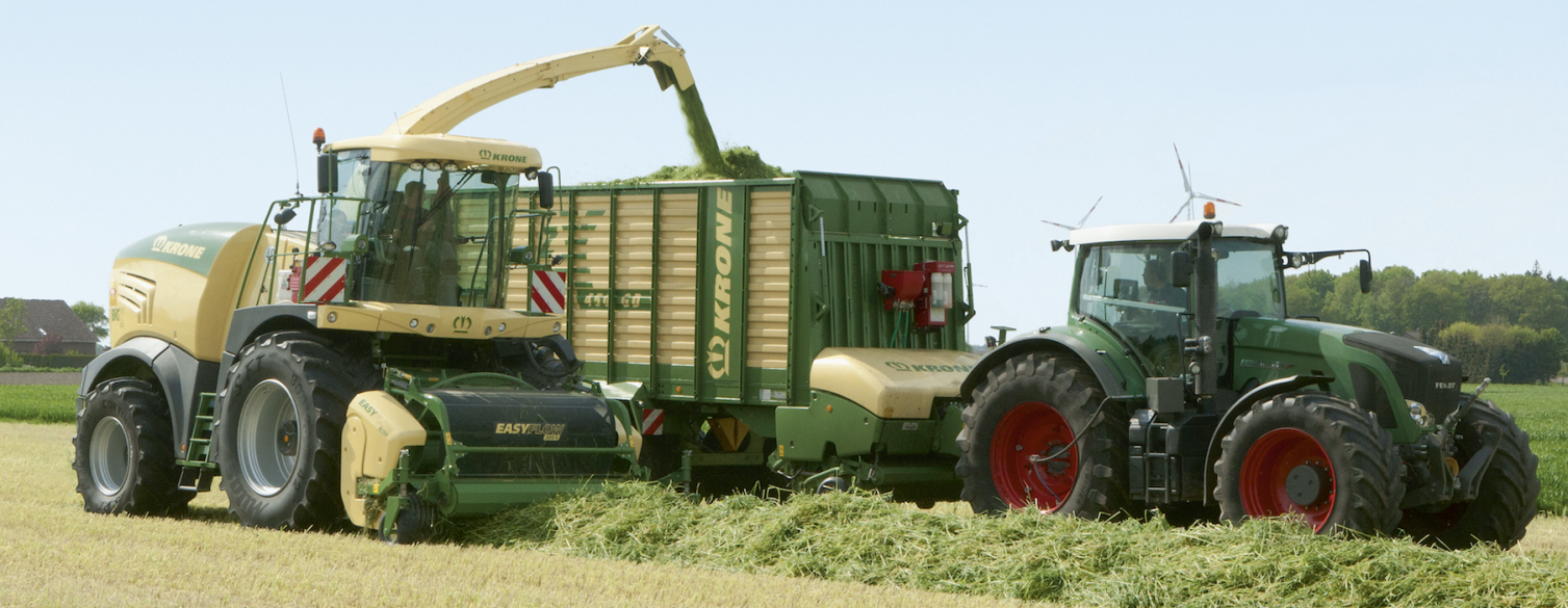 Krone Self Propelled Foragers